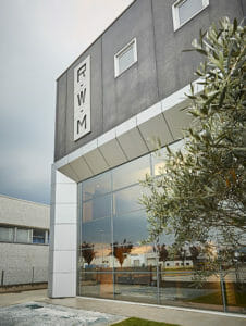 Sede operativa RWM paranchi elettrici Vicenza