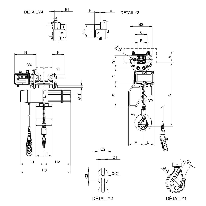 WR2000 CE scheme