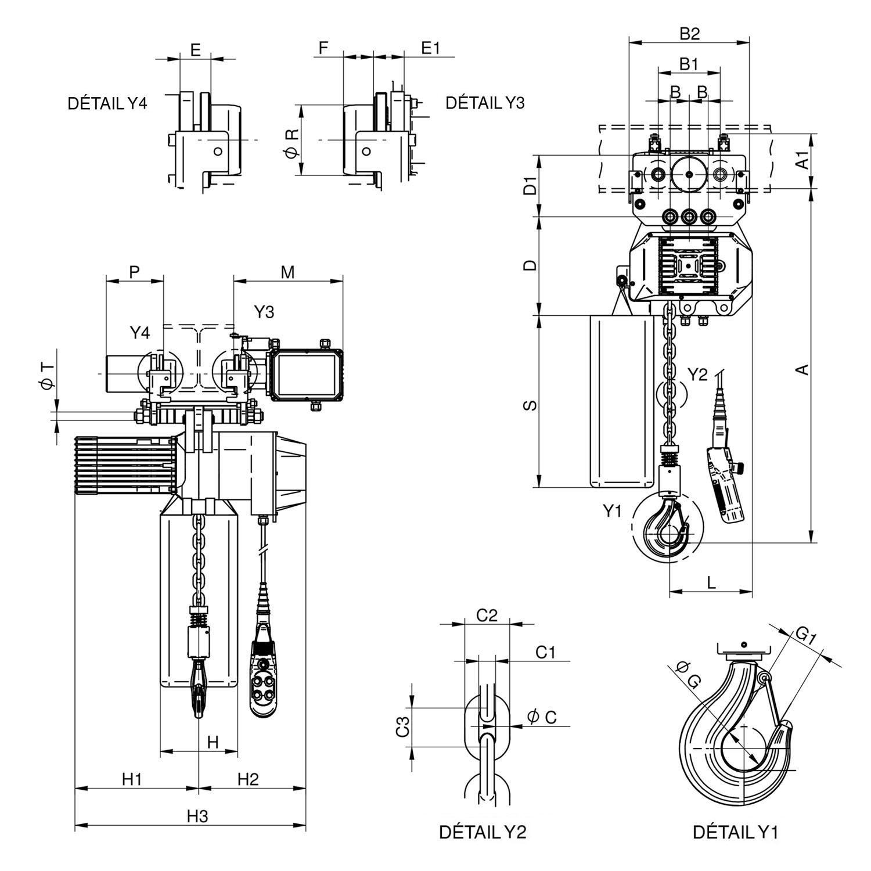 WR3000 T1 CE scheme