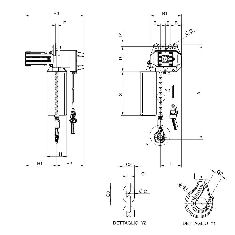 WR3000 T1 F disegno