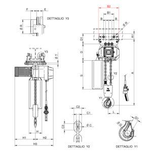 WR3000 T2 CS disegno