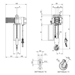 WR3000 T2 F disegno