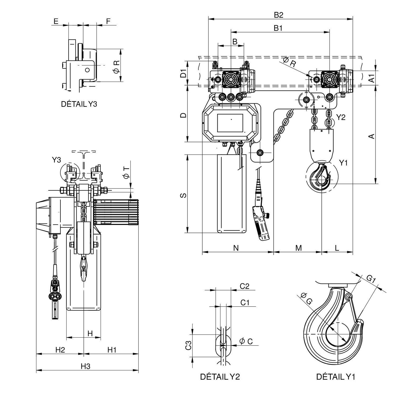 WR3000 T2 RS scheme